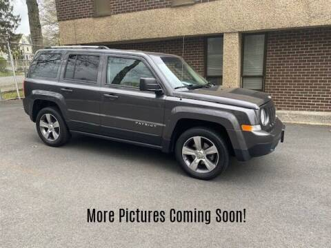 2016 Jeep Patriot for sale at Warner Motors in East Orange NJ