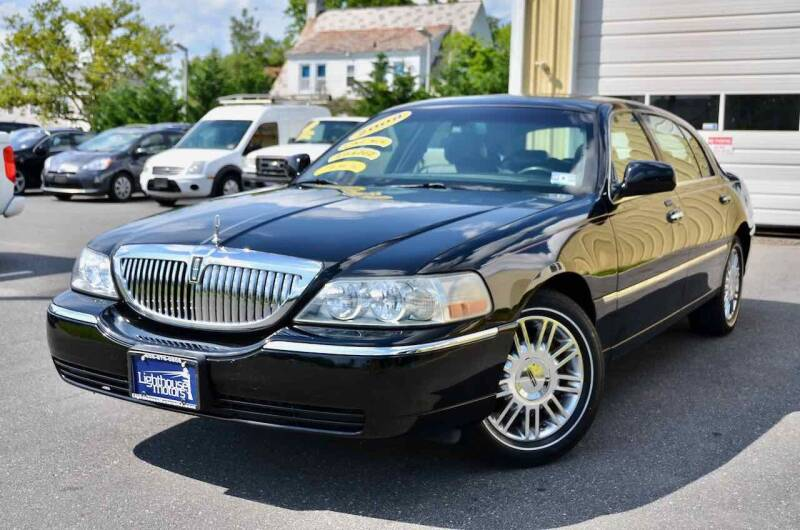 2008 Lincoln Town Car for sale in Pleasantville, NJ