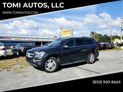 2013 Mercedes-Benz GL-Class for sale at TOMI AUTOS, LLC in Panama City FL