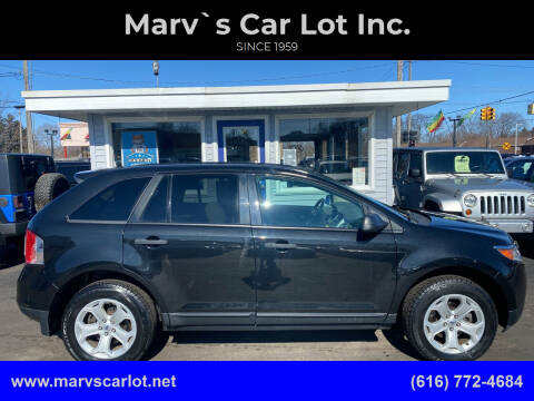 2013 Ford Edge for sale at Marv`s Car Lot Inc. in Zeeland MI