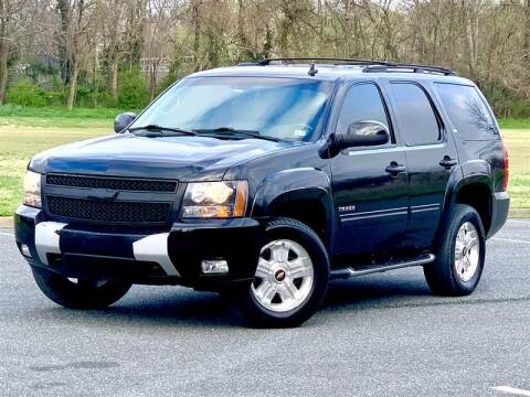 2013 Chevrolet Tahoe for sale at Apex Autos Inc. in Fredericksburg VA