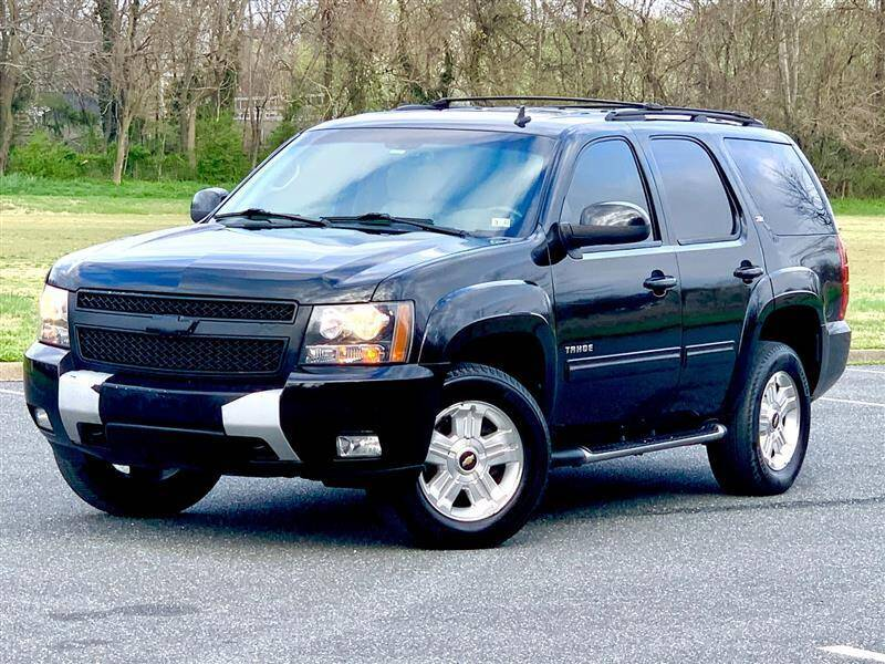 2013 Chevrolet Tahoe for sale at Apex Autos Inc. in Fredericksburg VA
