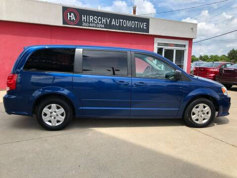 2011 Dodge Grand Caravan for sale at Hirschy Automotive in Fort Wayne IN