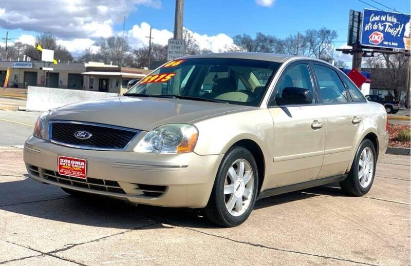 2006 Ford Five Hundred for sale at SOLOMA AUTO SALES in Grand Island NE