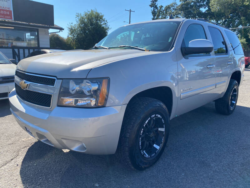 2007 Chevrolet Tahoe for sale at Universal Auto Inc in Salem OR