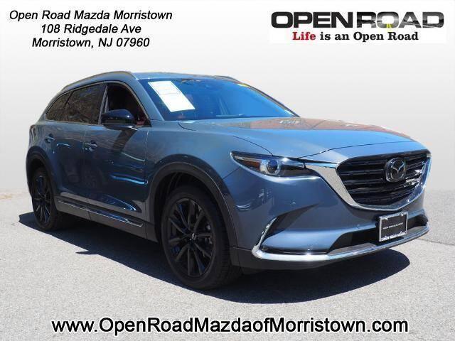 2021 Mazda CX-9 Carbon Edition