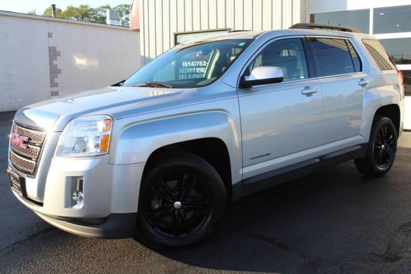 2015 GMC Terrain for sale at Platinum Motors LLC in Reynoldsburg OH