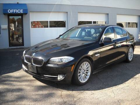 2011 BMW 5 Series for sale at Best Wheels Imports in Johnston RI