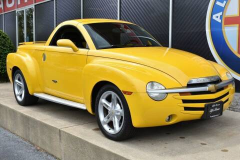 2004 Chevrolet SSR for sale at Alfa Romeo & Fiat of Strongsville in Strongsville OH