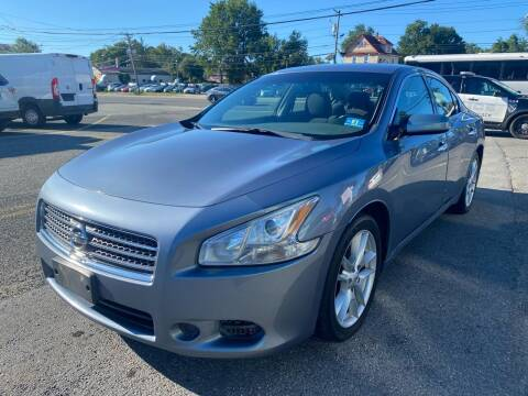 2011 Nissan Maxima for sale at MFT Auction in Lodi NJ