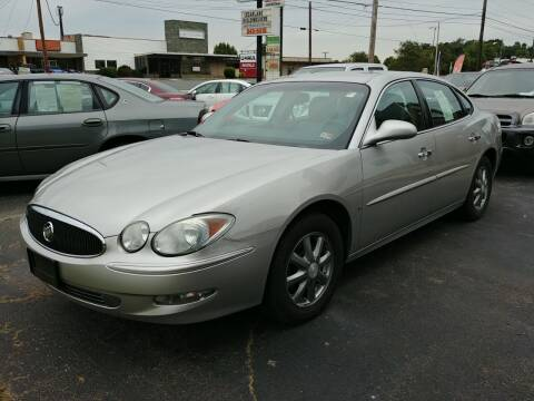 2007 Buick LaCrosse for sale at Regional Auto Sales in Madison Heights VA