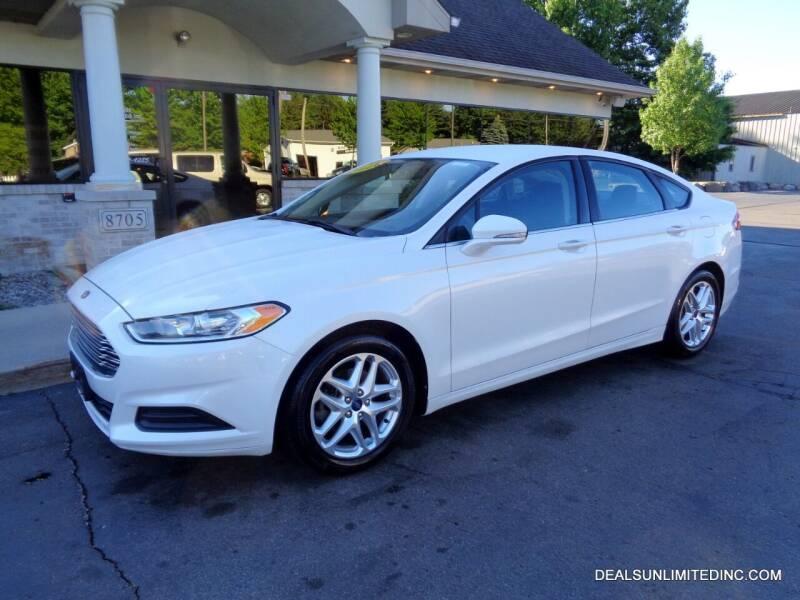 2013 Ford Fusion for sale in Portage, MI