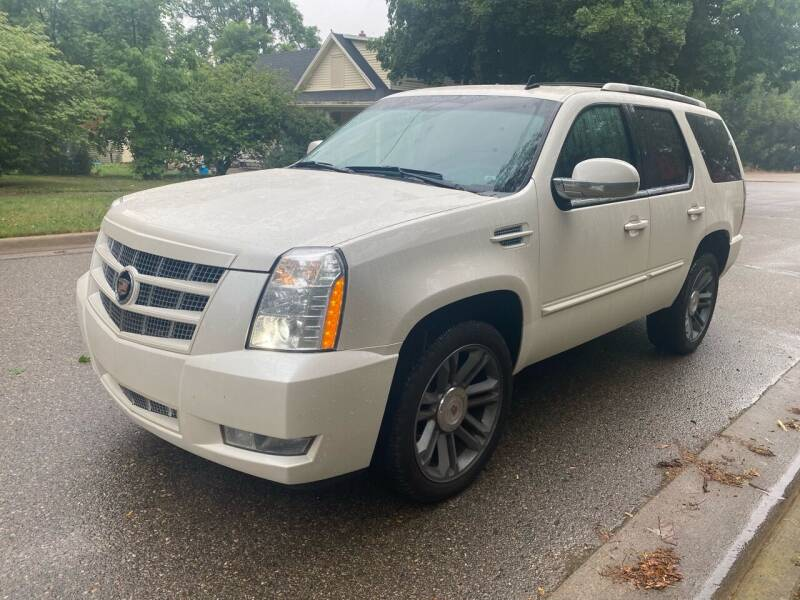2012 Cadillac Escalade for sale at Averys Auto Group in Lapeer MI