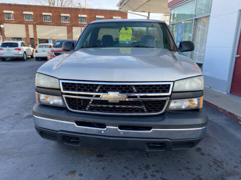 2007 Chevrolet Silverado 1500 Classic for sale at All American Autos in Kingsport TN