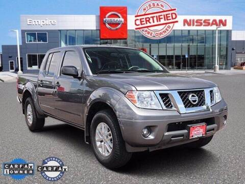 2018 Nissan Frontier for sale at EMPIRE LAKEWOOD NISSAN in Lakewood CO