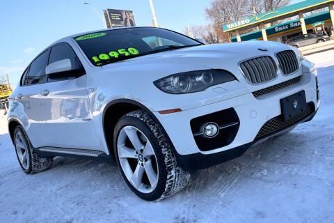 2009 BMW X6 for sale at Island Auto in Grand Island NE