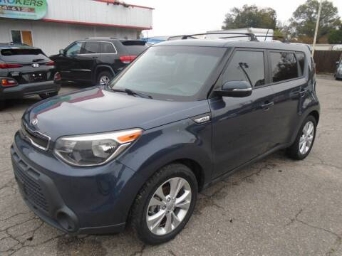 2014 Kia Soul for sale at Premium Auto Brokers in Virginia Beach VA