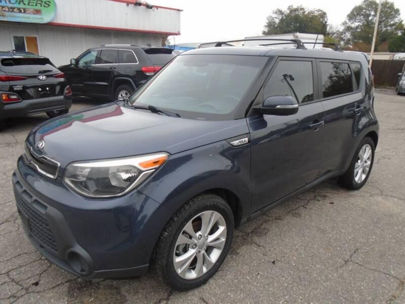 2014 Kia Soul for sale at Premium Auto Brokers in Virginia Beach VA