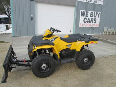2016 Polaris 570 SPORTSMAN for sale at Woody's Auto Sales Inc in Randolph MN
