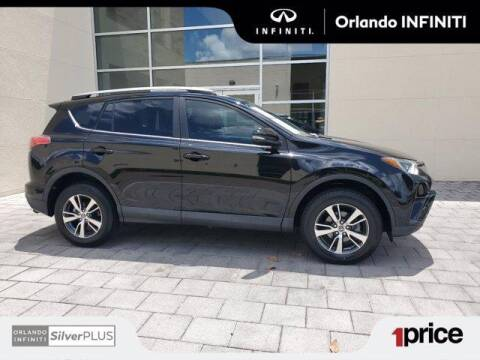 2018 Toyota RAV4 for sale at Orlando Infiniti in Orlando FL