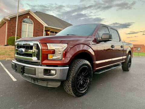 2016 Ford F-150 for sale at HillView Motors in Shepherdsville KY