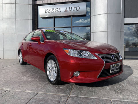 2013 Lexus ES 300h for sale at Berge Auto in Orem UT