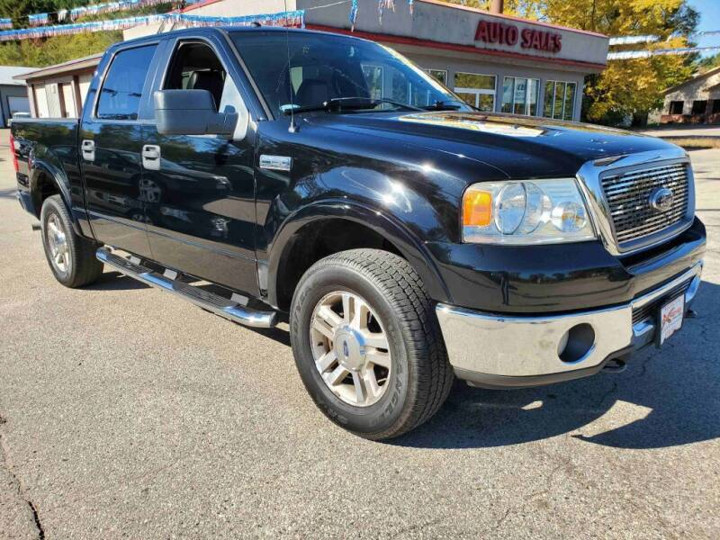 2006 Ford F-150 for sale at Extreme Auto Sales LLC. in Wautoma WI
