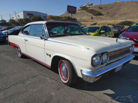 1965 AMC Rambler for sale at Guy Strohmeiers Auto Center in Lakeport CA