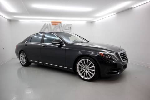 2016 Mercedes-Benz S-Class for sale at Alta Auto Group LLC in Concord NC