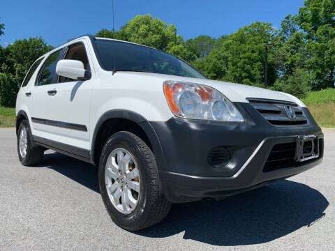 2006 Honda CR-V for sale at Auto Warehouse in Poughkeepsie NY