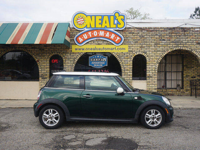 2012 MINI Cooper Hardtop for sale at Oneal's Automart LLC in Slidell LA