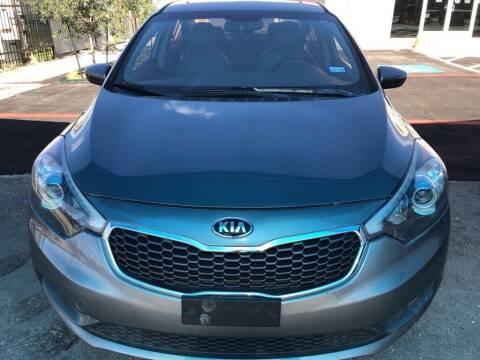 2014 Kia Forte for sale at Gold Star Motors Inc. in San Antonio TX