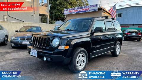 2012 Jeep Patriot for sale at San Diego Auto Traders in San Diego CA