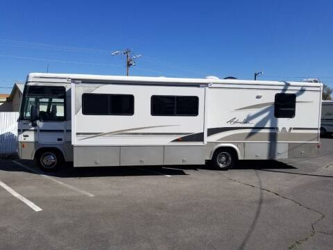 2001 Winnebago Adventurer for sale at Freds Auto Sales LLC in Carson City NV