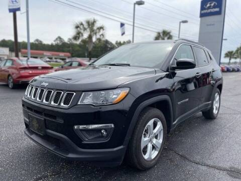 2021 Jeep Compass for sale at Mike Schmitz Automotive Group in Dothan AL