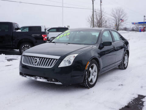 2010 Mercury Milan for sale at FOWLERVILLE FORD in Fowlerville MI