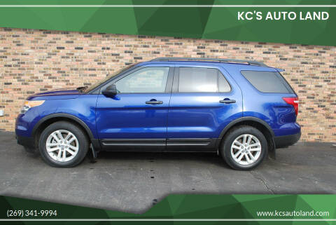 2015 Ford Explorer for sale at KC'S Auto Land in Kalamazoo MI
