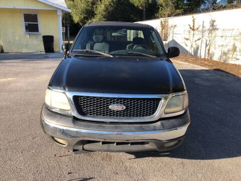 2003 Ford F-150 for sale at Louie's Auto Sales in Leesburg FL