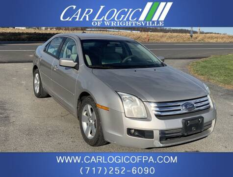 2007 Ford Fusion for sale at Car Logic in Wrightsville PA