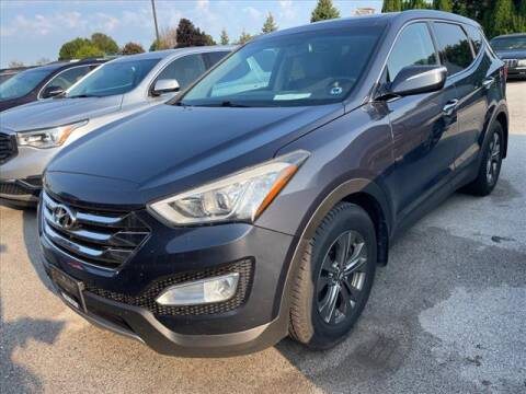 2013 Hyundai Santa Fe Sport for sale at Meyer Motors in Plymouth WI