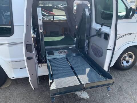 2000 Dodge Ram Van for sale at 3D Auto Sales in Rocklin CA
