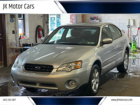 2006 Subaru Outback for sale at JK Motor Cars in Pittsburgh PA