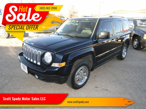 2011 Jeep Patriot for sale at Scott Spady Motor Sales LLC in Hastings NE