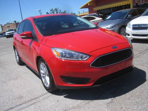 2017 Ford Focus for sale at T & D Motor Company in Bethany OK