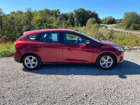 2014 Ford Focus for sale at Skyline Automotive LLC in Woodsfield OH