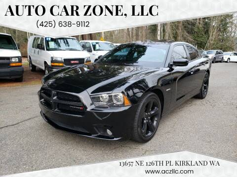 2014 Dodge Charger for sale at Auto Car Zone, LLC in Kirkland WA