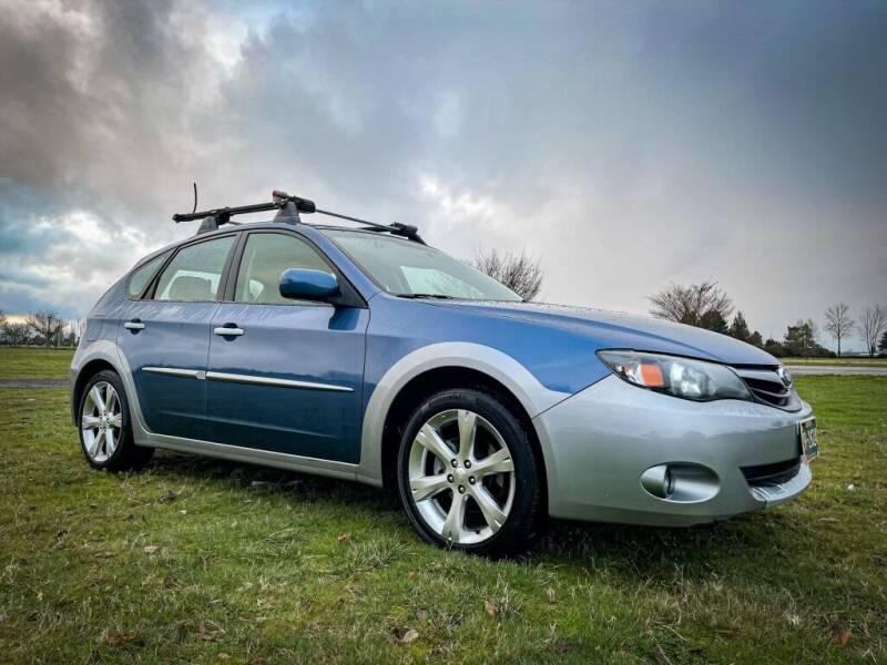 2010 Subaru Impreza for sale at Accolade Auto in Hillsboro OR