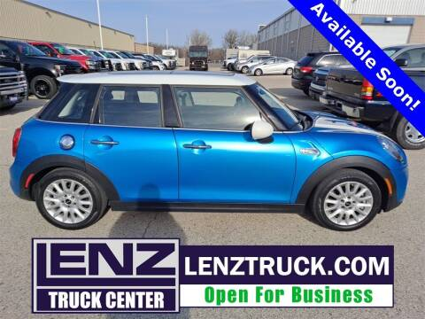 2016 MINI Hardtop 4 Door for sale at LENZ TRUCK CENTER in Fond Du Lac WI