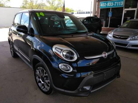 2014 FIAT 500L for sale at Divine Auto Sales LLC in Omaha NE