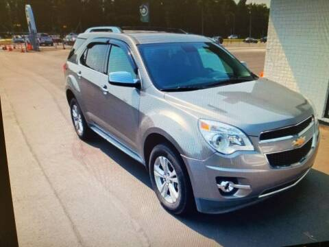 2012 Chevrolet Equinox for sale at Rocky Mount Motors in Battleboro NC